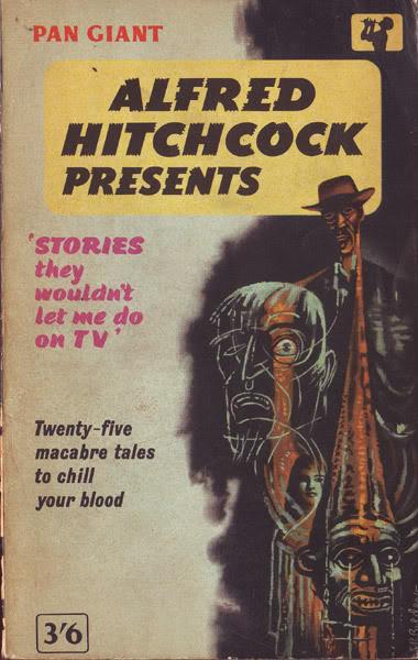 Paperback, Pan Books 1960. Forsidens skaber er desværre ikke oplyst
