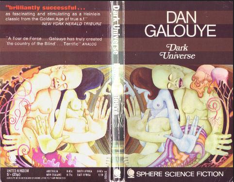 Paperback, Sphere  1970