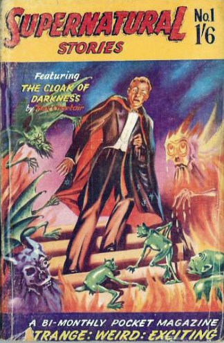 Supernatural Stories, nr. 1 1954