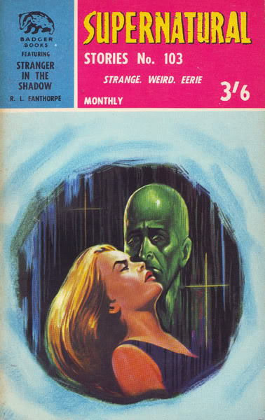 Supernatural Stories, nr. 103 1966