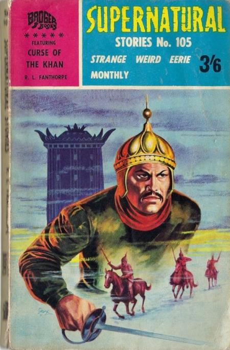 Supernatural Stories, nr. 105 1966