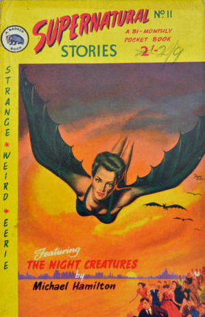 Supernatural Stories, nr. 11 1957