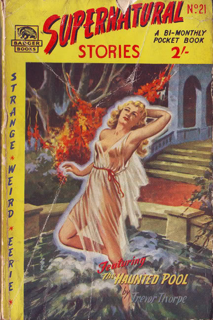 Supernatural Stories, nr. 21 1959