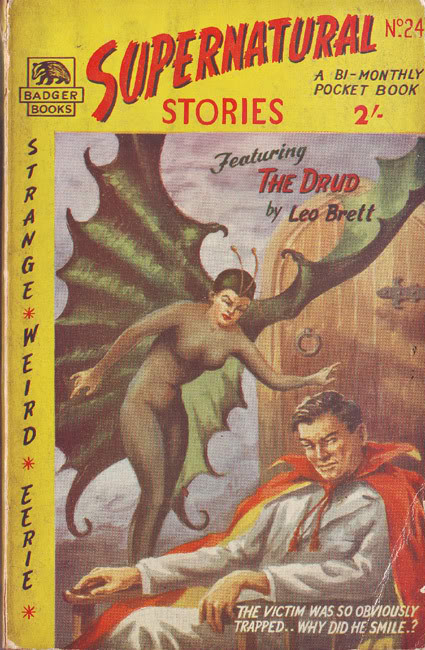 Supernatural Stories, nr. 24 1959