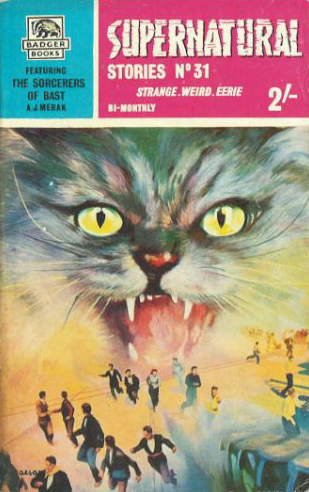 Supernatural Stories, nr. 31 1960