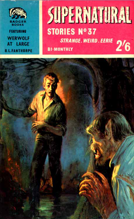 Supernatural Stories, nr. 37 1960
