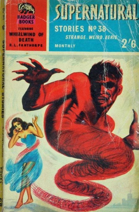 Supernatural Stories, nr. 38 1961
