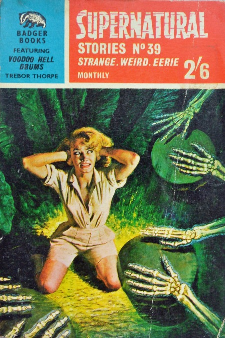 Supernatural Stories, nr. 39 1961