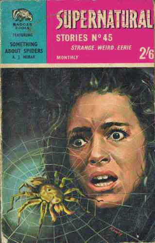Supernatural Stories, nr. 45 1961