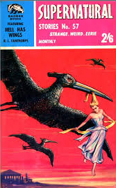 Supernatural Stories, nr. 57 1962