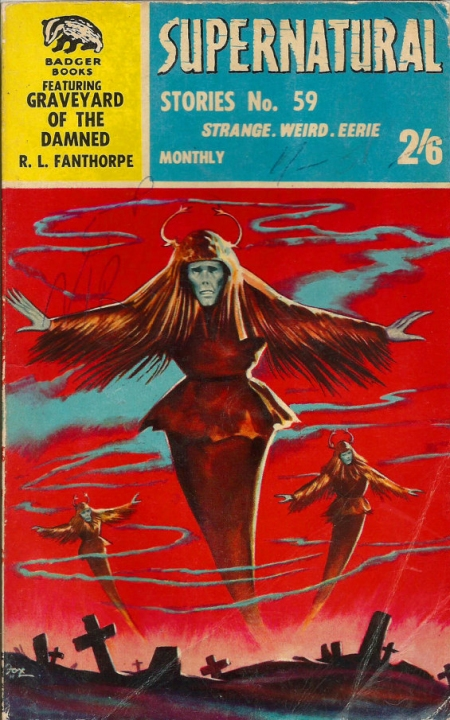 Supernatural Stories, nr. 59 1962