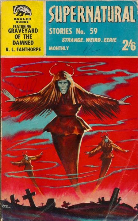 Supernatural Stories, nr. 59 1962