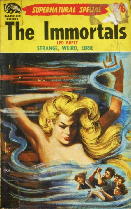Supernatural Stories, nr. 62 1962
