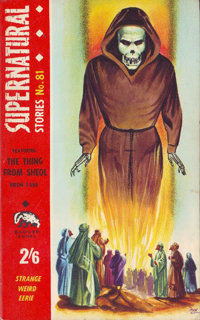 Supernatural Stories, nr. 81 1963