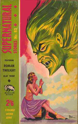 Supernatural Stories, nr. 83 1963
