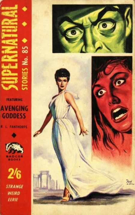 Supernatural Stories, nr. 85 1964