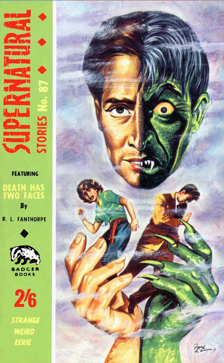 Supernatural Stories, nr. 87 1964