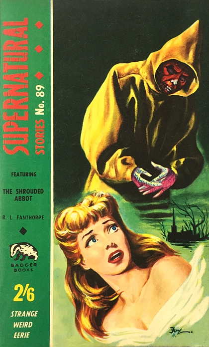 Supernatural Stories, nr. 89 1964