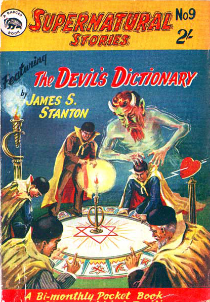 Supernatural Stories, nr. 9 1957
