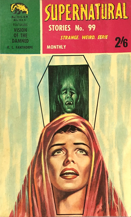 Supernatural Stories, nr. 99 1965