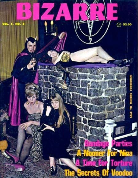 Bizarre Magazine, vol. 1 nr. 3 1968