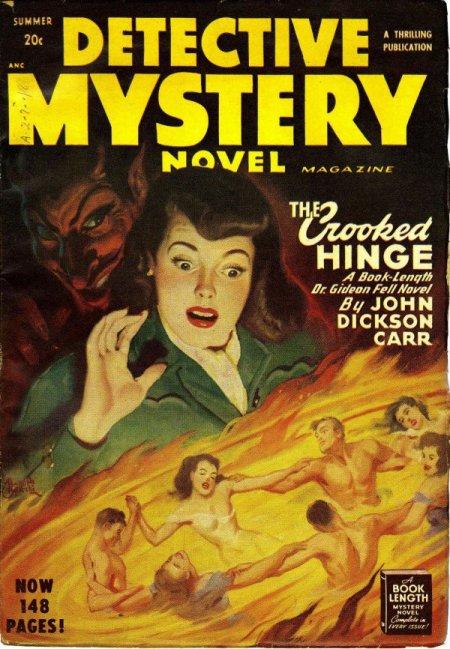 Detective Mystery Novel, sommer 1948