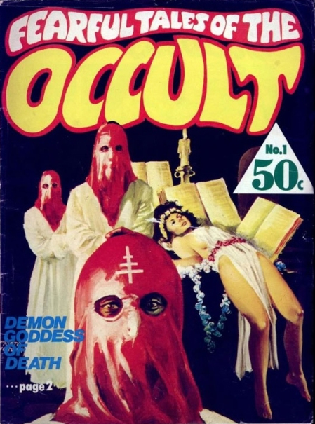 Fearful Tales of the Occult, nr. 1 1977