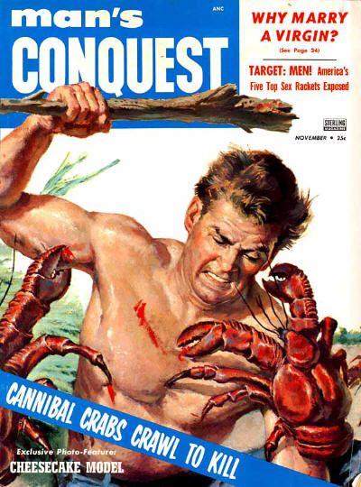 Man's Conquest, november 1959