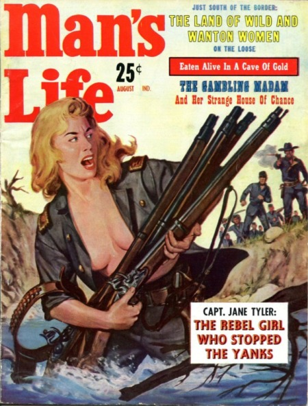 Man's Life, august 1959