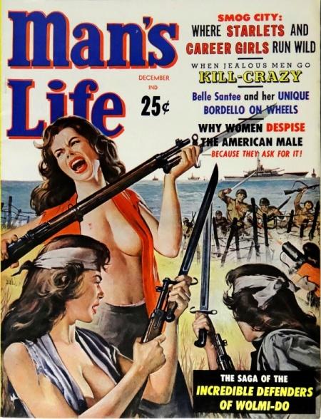 Man's Life, december 1955