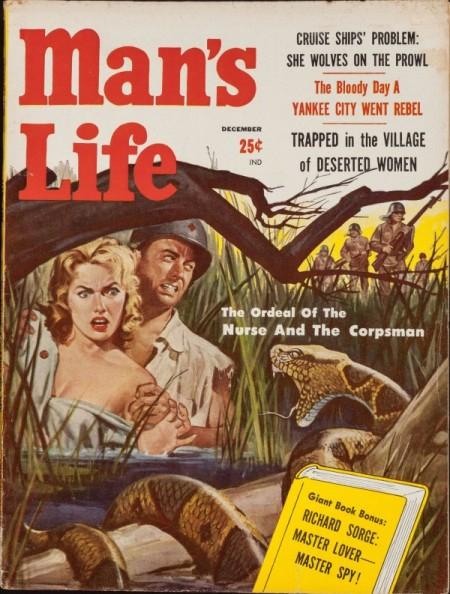Man's Life, december 1958
