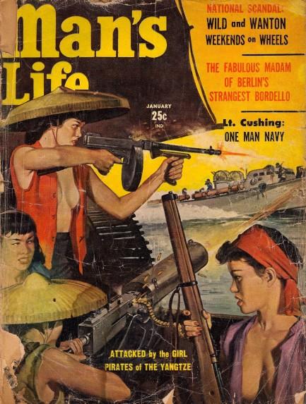 Man's Life, januar 1955