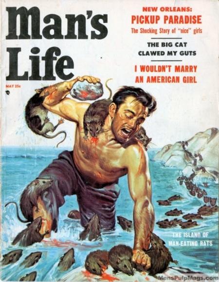 Man's Life, maj 1956