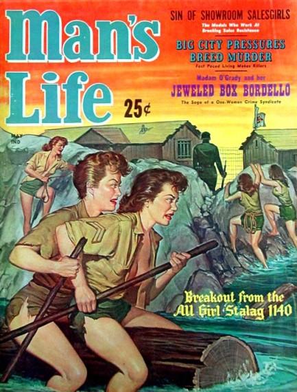 Man's Life, maj 1957