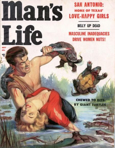 Man's Life, maj 1958