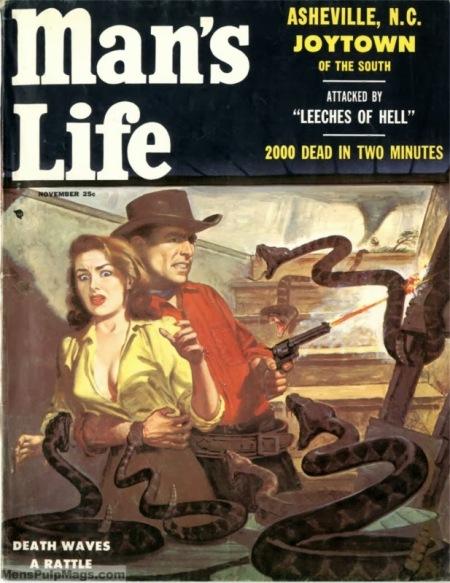 Man's Life, november 1956