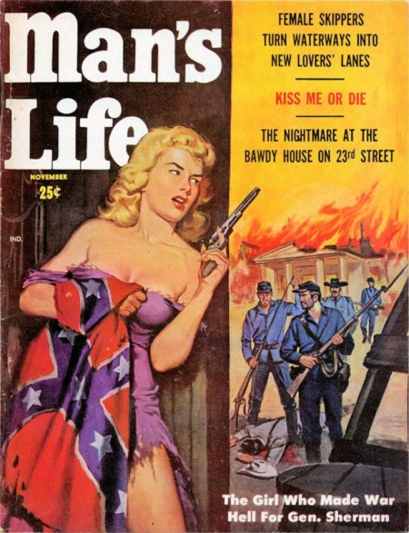 Man's Life, november 1958