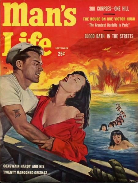 Man's Life, september 1958