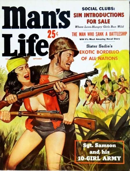 Man's Life, september 1959