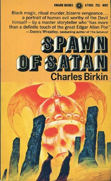 Paperback, Award Books 1970 (2)