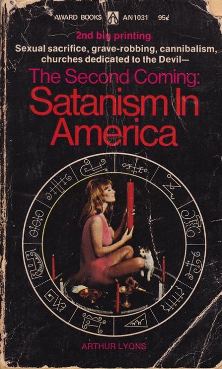 Paperback, Award Books 1970