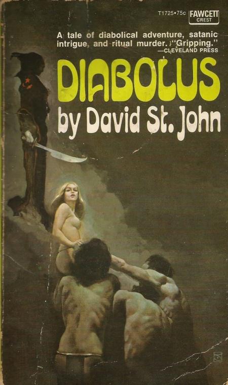 Paperback, Fawcett Crest 1971