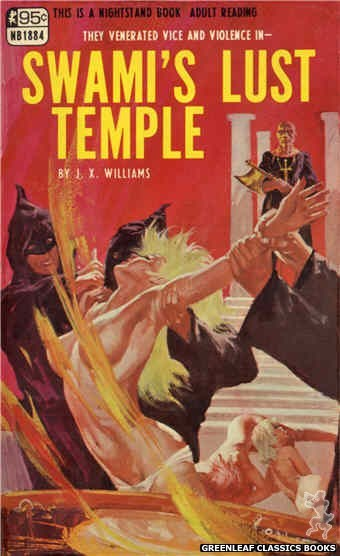 Paperback, Nightstand Books 1968