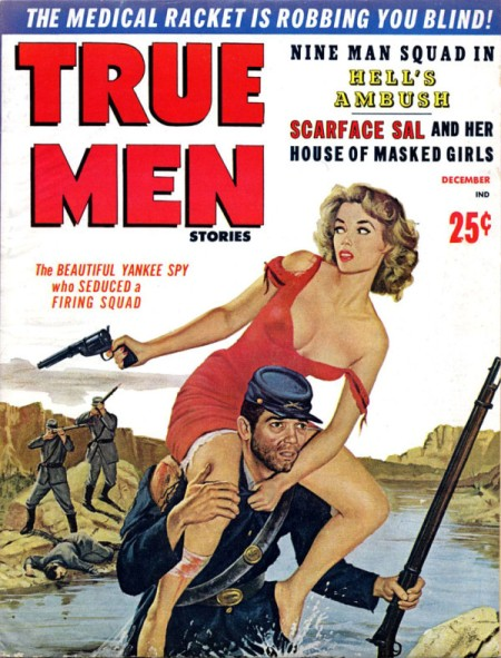 True Men Stories, december 1959