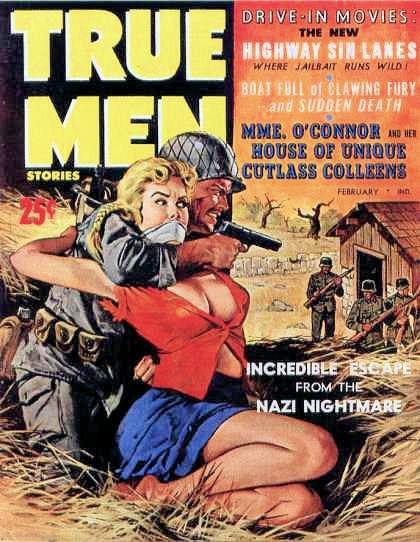 True Men Stories,  februar 1960