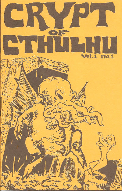 Crypt of Cthulhu, nr. 1 1981