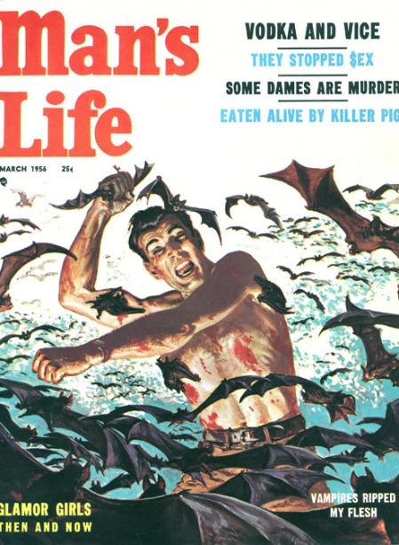 Man's Life, marts 1956