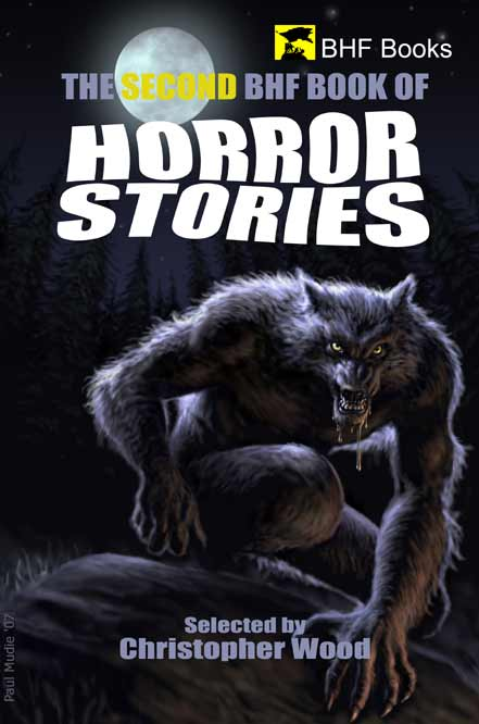 Paperback, The Second BHF Book of Horror Stories 2008