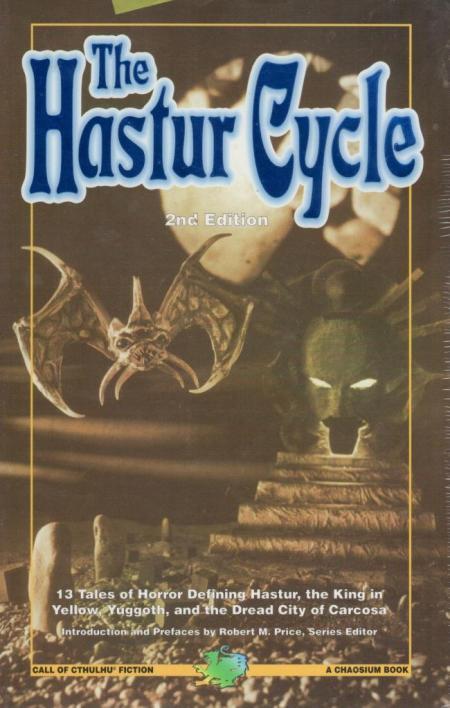 Paperback, Chaosium 1993