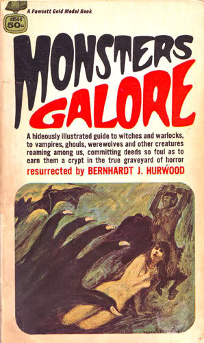 Paperback, Fawcett Crest Books 1965